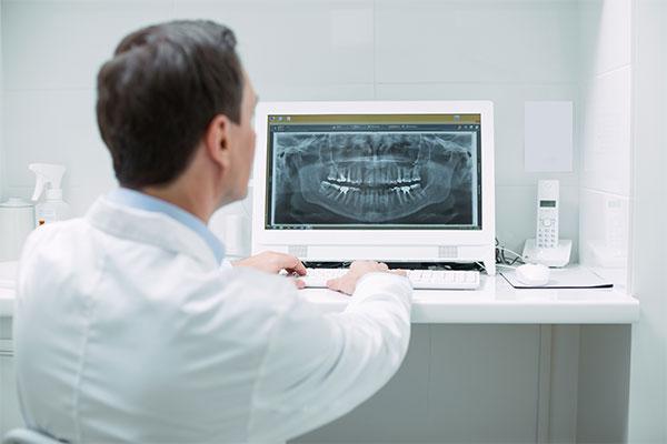 Digital Radiographs